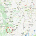 Четыре землетрясения за сутки, 10 - за неделю: соседнюю Румынию регулярно трясёт