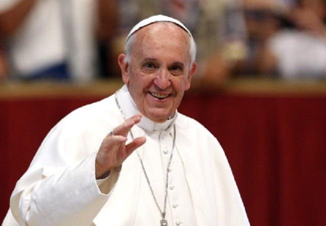 Папа Франциск поздравил Игоря Додона с Днем независимости Молдовы (DOC)