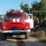 В Тирасполе безобидная жарка шашлыка закончилась пожаром