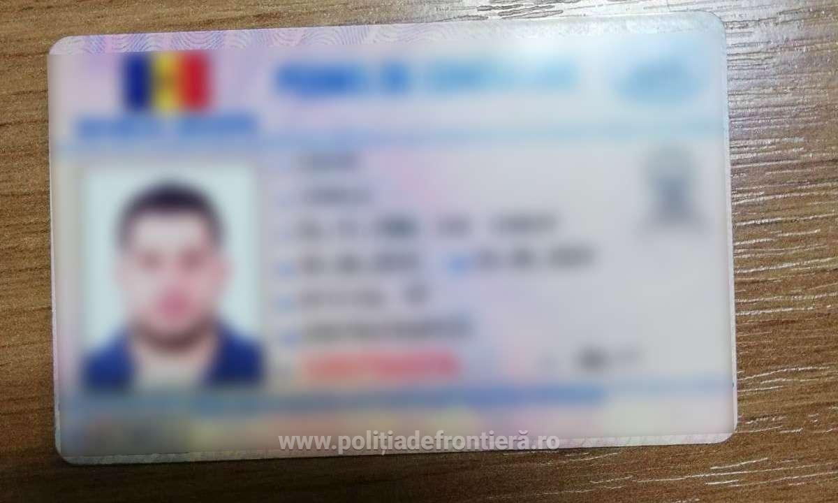 Турок представил на границе с Румынией фальшивые молдавские права