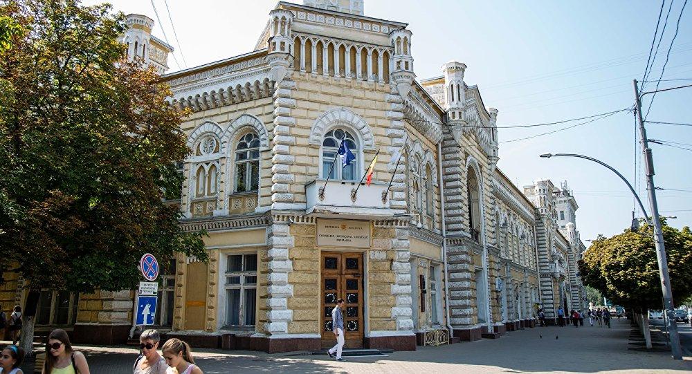 Муниципальный совет Кишинева поддерживает новую власть в Молдове (ФОТО)