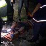 Упавший с крыши здания в Кишиневе подросток находится в тяжелом состоянии (ВИДЕО)