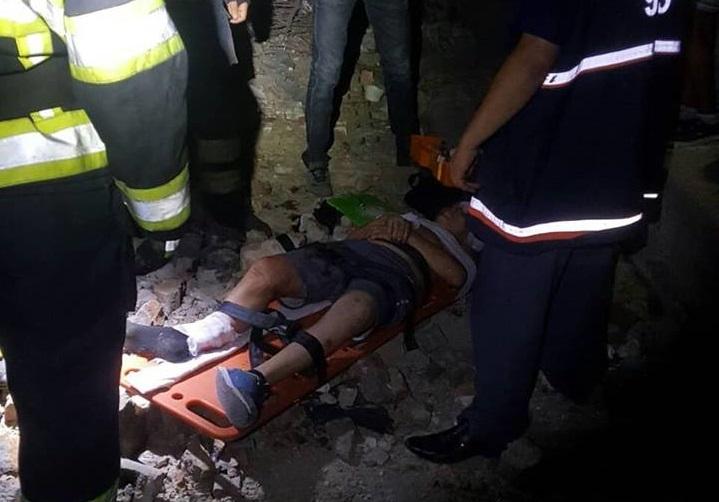 На Ботанике подросток упал с крыши здания с высоты 10 метров (ФОТО, ВИДЕО)