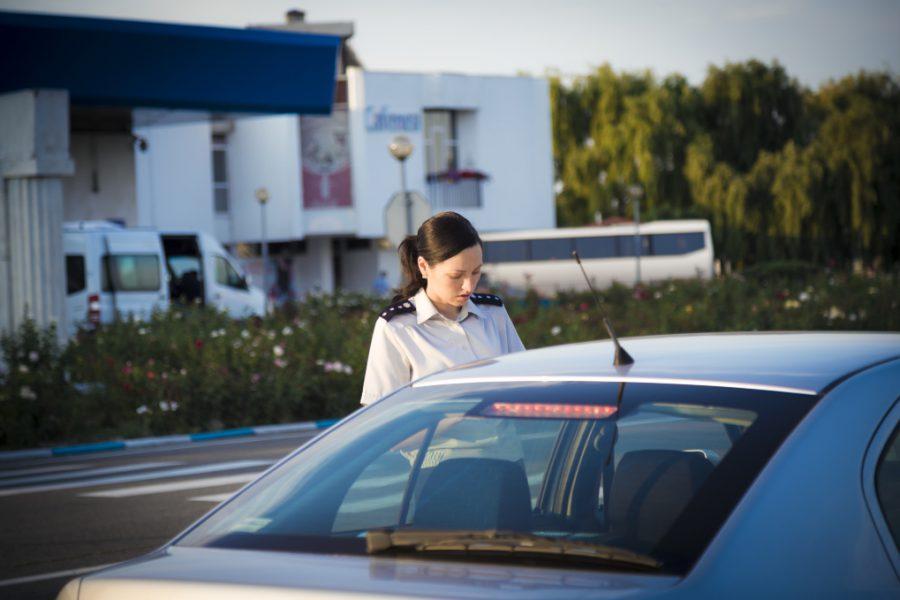 Пограничные новости: почти десяток водителей за сутки проигнорировали правила использования виньеток