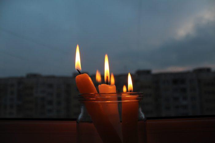 Сразу в четырёх столичных секторах в понедельник не будет света