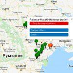 На двух КПП на границе с Украиной образовались внушительные заторы