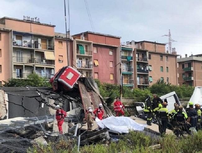 У погибшего при обрушении моста в Италии молдаванина остались трое детей (ВИДЕО)