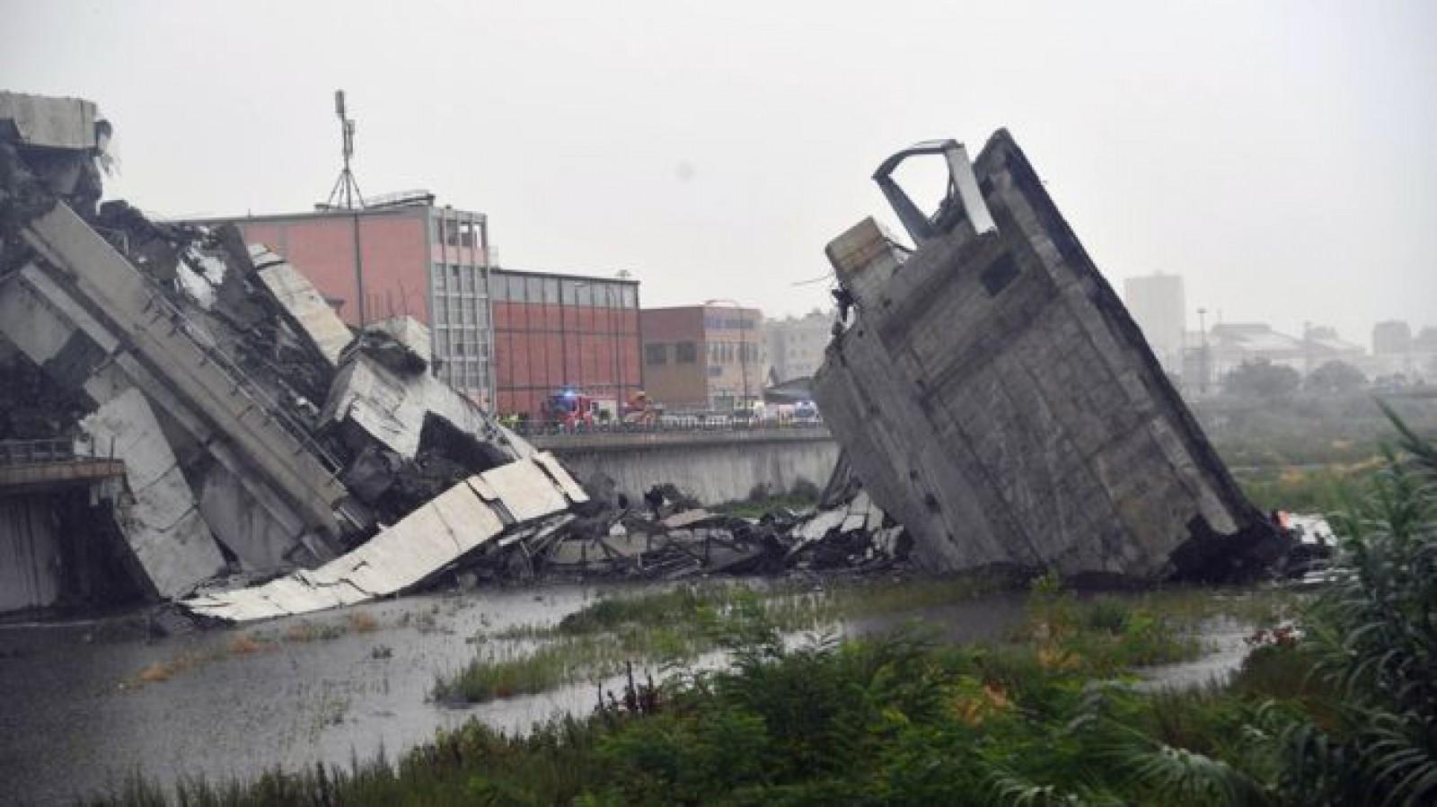Для доставки в Молдову тела погибшего при обрушении моста в Италии будет нанята компания