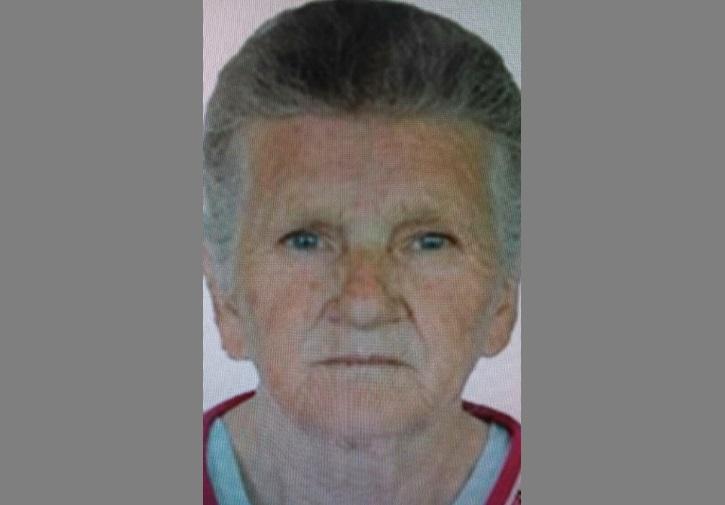 Ушла из дома и не вернулась: полиция просит помощи в поиске пенсионерки