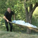 В столичной речке Бык обнаружен труп мужчины