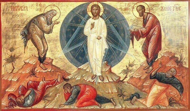Додон поздравил православных верующих с Преображением
