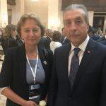 Гречаный от имени президента Молдовы пригласила спикера и депутата Народного собрания Турции на открытие отремонтированной президентуры