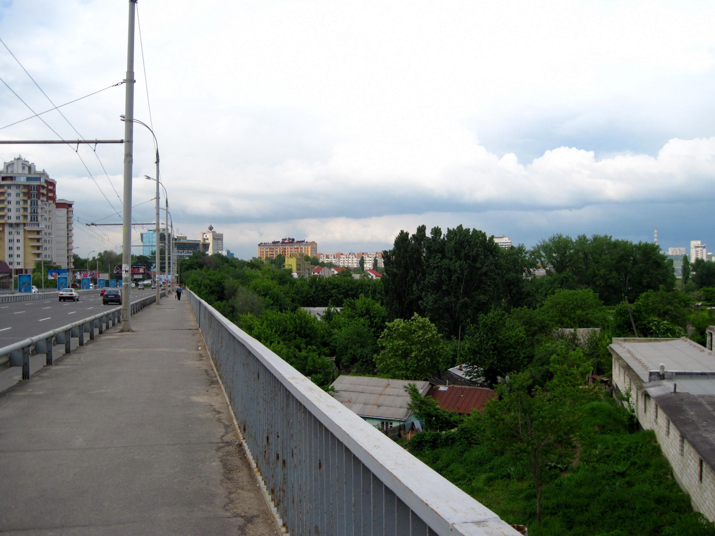 Страшно: большинство мостов Кишинева требуют ремонта, а некоторые – срочного