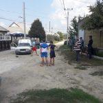 Печальный результат погони полиции за нарушителем был запечатлен на видео (ФОТО, ВИДЕО)