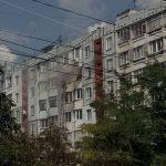 На Чеканах в квартире многоэтажного дома произошел пожар (ФОТО, ВИДЕО)