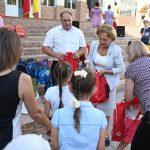Зинаида Гречаный приняла участие в социальной акции Благотворительного фонда Первой Леди Din Suflet (ФОТО)
