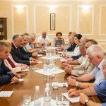 Додон: Только совместные усилия всех граждан Молдовы поспособствуют ее развитию и процветанию