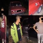 Малолетние похитители топлива из машины задержаны столичной полицией