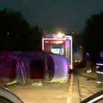 Серьезное ДТП на Балканском шоссе: два человека госпитализированы