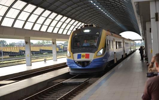 С сегодняшнего дня и до 23 сентября поезд Кишинев-Одесса будет ездить ежедневно