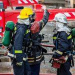В тушении пожара на мебельной фабрике в Комрате были задействованы 9 машин
