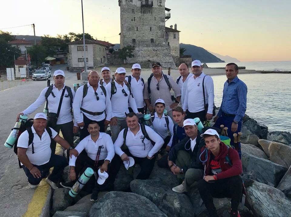 Igor Dodon went on a pilgrimage to the Holy Mount Athos