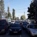 На границе вновь стрессовая ситуация: на одном из КПП в очередь выстроились около 200 машин