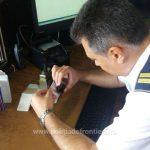 Молдаванин пытался выехать во Францию с поддельным водительским удостоверением
