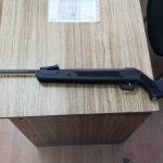 Молдаванин пытался незаконно ввезти в страну пневматическую винтовку (ФОТО)
