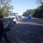 """Ситуация на границе ухудшается: очередь на КПП """"Паланка"""" уже 130 машин, загружен еще один пункт"""