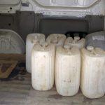 Житель Бельц хотел ввести в оборот более 100 литров «палёного» алкоголя