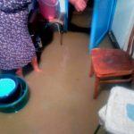 Вчерашний дождь нанес серьезный урон многим населенным пунктам Молдовы (ФОТО)