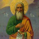 Додон поздравил православных верующих с днем святого пророка Илии