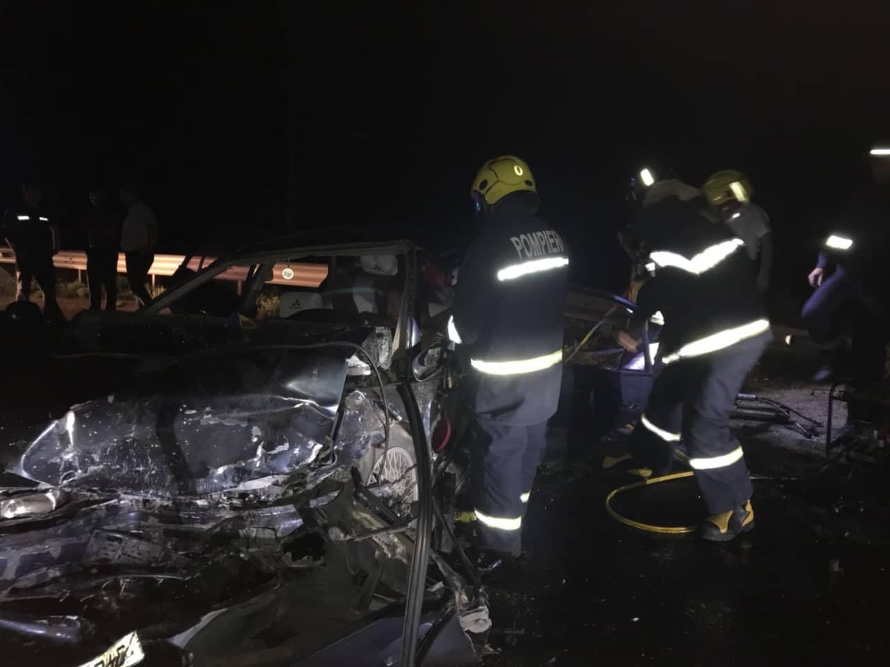 Серьезная авария на трассе Резина – Оргеев: понадобилась помощь спасателей (ВИДЕО)
