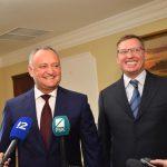 Президент совершает двухдневный рабочий визит в Омск (ФОТО, ВИДЕО)