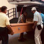Сегодня в Молдову доставили тело седьмой жертвы аварии под Калугой (ФОТО, ВИДЕО)