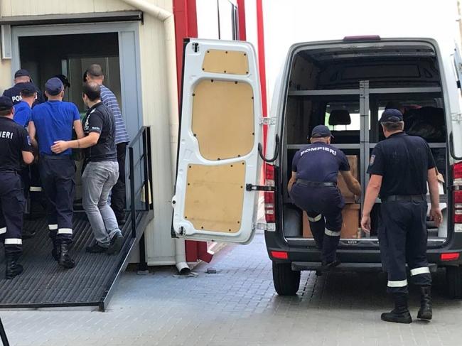Тела погибших в аварии в Калуге граждан Молдовы были привезены на родину (ФОТО)