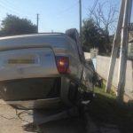 В Чимишлии произошла серьёзная авария с участием маршрутки: есть пострадавшие (ФОТО)