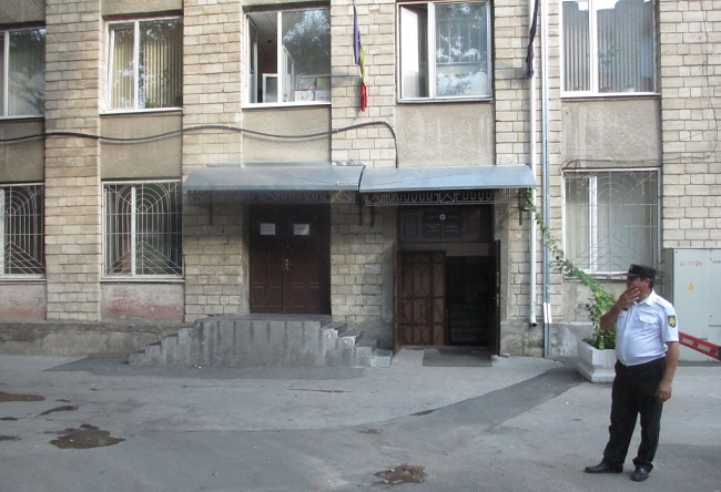 В здании суда Рышкановки случился пожар: сгорела добрая часть архива