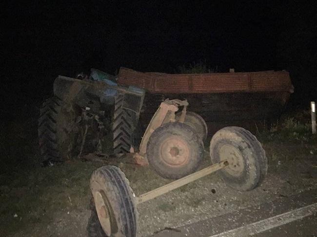 Детали смертельной аварии в Штефан Водэ: пострадавший ребенок в тяжелом состоянии доставлен в Кишинев