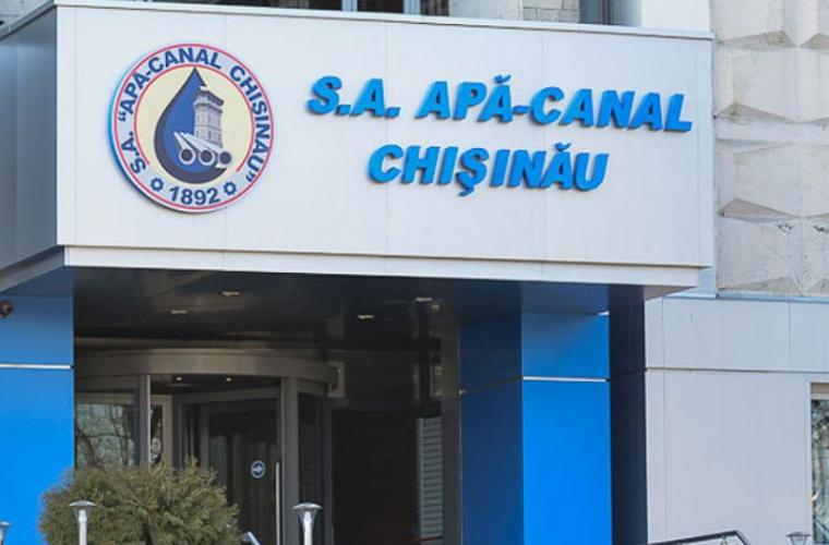 Apă-Canal Chişinău на праздники будет работать в режиме нон-стоп