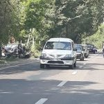 Серьёзная авария на Мунчештском шоссе: двое взрослых и двое детей госпитализированы