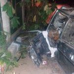 Мужчина из Кагула скончался, врезавшись на автомобиле в столб (ФОТО)