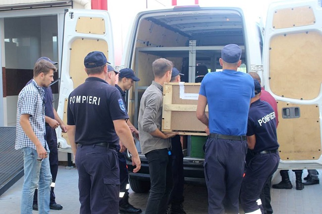 В России в больнице скончался седьмой пострадавший в аварии в Калуге молдаванин