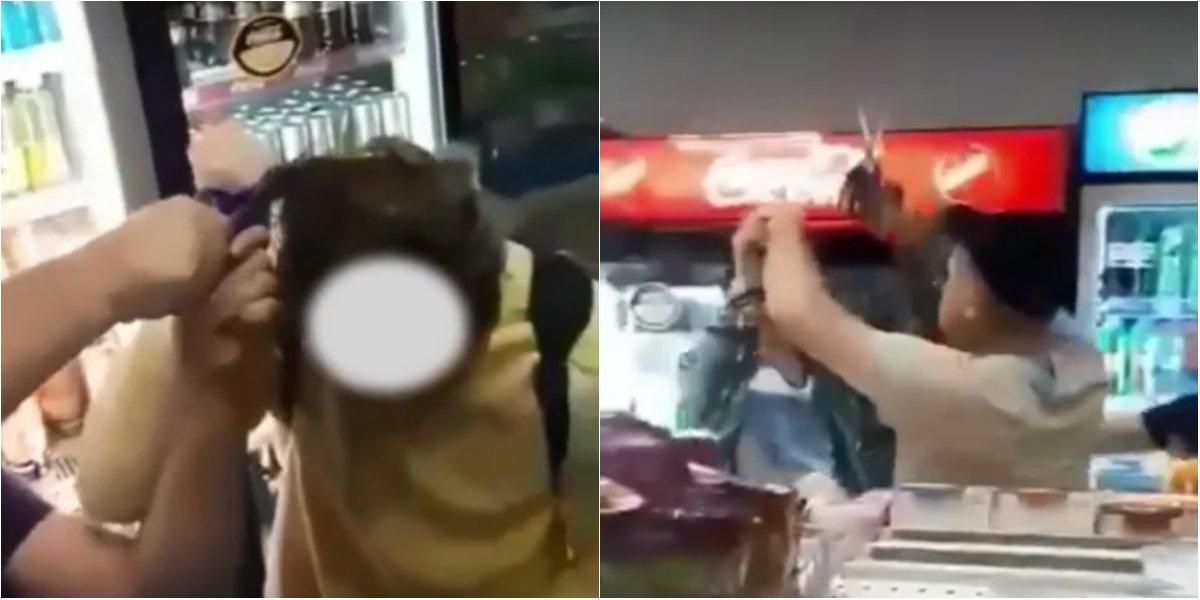На АЗС в Калараше двух парней насильно постригли: возбуждено уголовное дело (ВИДЕО)