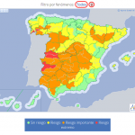 Молдаванам рекомендуется воздержаться от путешествий в Испанию и Португалию: там ожидается 50-градусная жара