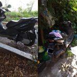 Молодой житель столицы угнал припаркованный на Ботанике мотоцикл стоимостью 14 тысяч леев