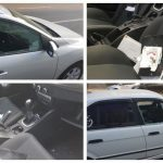 На Рышкановке произошла серия автокраж: убытки понесли как минимум 5 автовладельцев