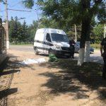 В Кишиневе у Северного автовокзала нашли труп мужчины