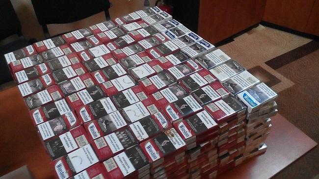 Житель Оргеева попытался почтой отправить в Великобританию контрабанду сигарет (ФОТО)